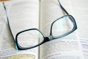 instrucciones para limpiar gafas