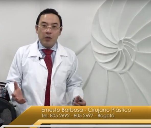 Ernesto Barbosa médico lider
